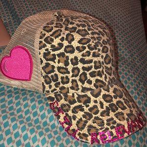 Custom designed hat